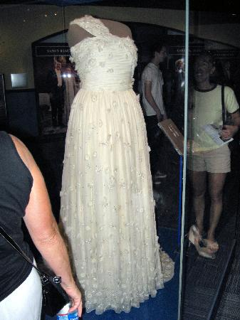 National Museum of American History: Mrs Obama's Dress