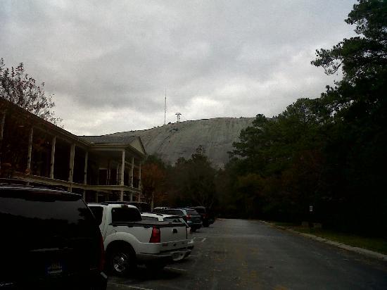 Stone Mountain Inn: The mountain
