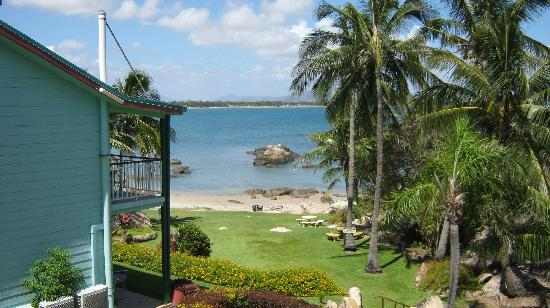 Whitsunday Sands Resort : View from our balcony