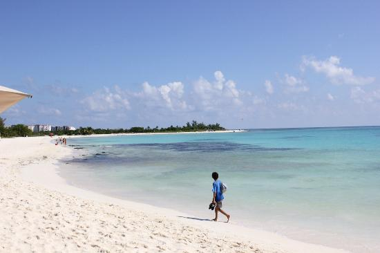 Photo Of Beach Paradisus Playa Del Carmen La Perla Playa Del Carmen Tripadvisor