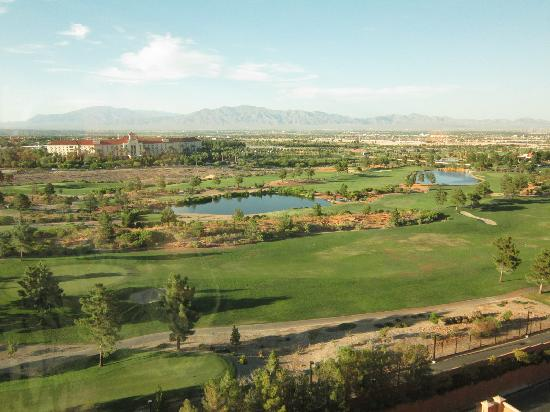 Suncoast Hotel and Casino: View from our suite