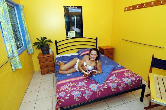 Calypso Inn Backpackers Resort: Double Room