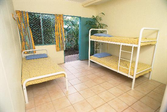 Calypso Inn Backpackers Resort: Dorm Room