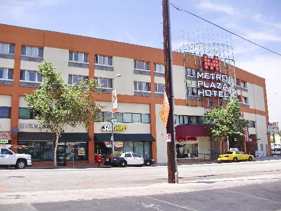 Metro Plaza Hotel LA.