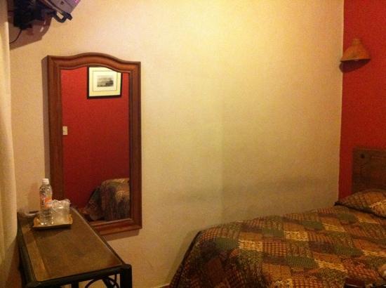 Hotel Casa Margarita: habitación doble