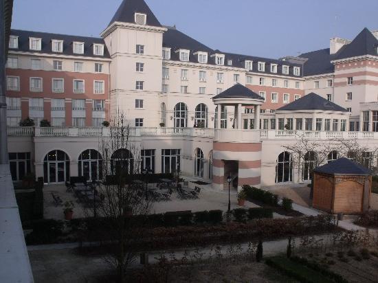 Hotel Picture Of Vienna House Dream Castle Paris Magny