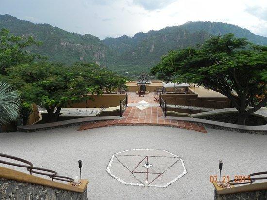 Hostal de la Luz - Spa Holistic Resort: respirando tranquilidad