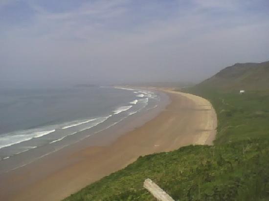 Rhossili Bay : Breath taking views...