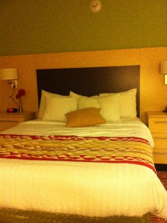 TownePlace Suites Wilmington/Wrightsville Beach: bedroom