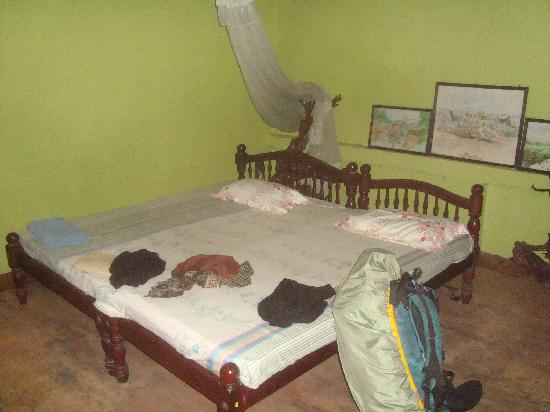 Johnson's The Nest Homestay: our room