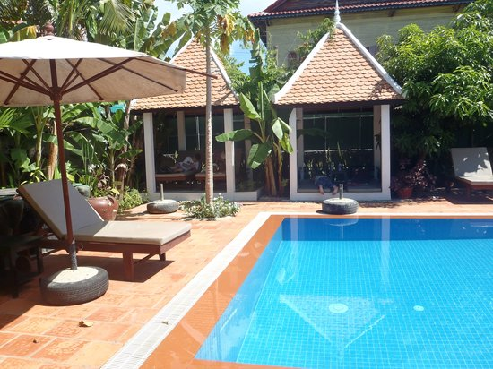 Sonalong Boutique Village & Resort: Pool