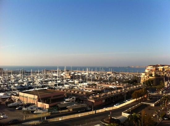 Nettuno, Italy: questa è la vista dalla camera 209