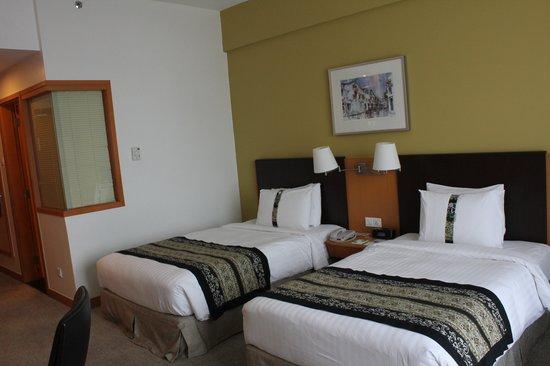 Holiday Inn Melaka: Room