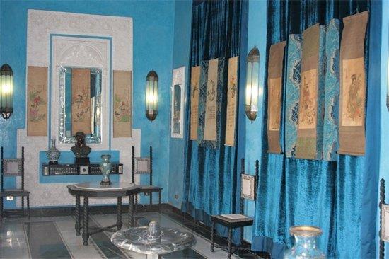 Kassr Annoujoum Ducci Foundation: room