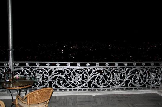 Taj Falaknuma Palace: Gol Bungalow