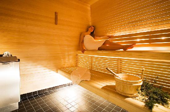 Best Western Plus Time Hotel: Sauna