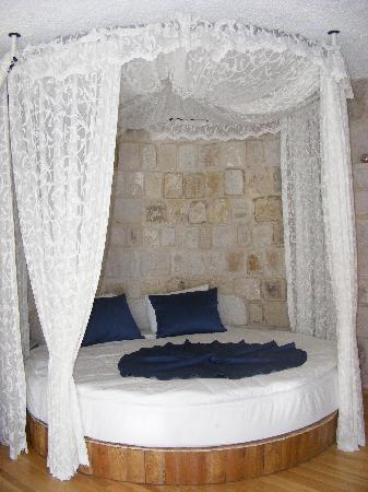 Goreme Suites: one of their other room beds