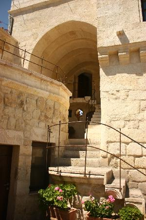 Perimasali Cave Hotel - Cappadocia: Otelden