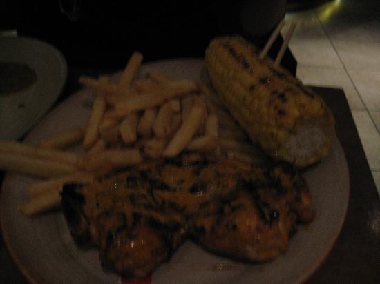 Nando's - Victoria Wilton Road: pollo piripiri