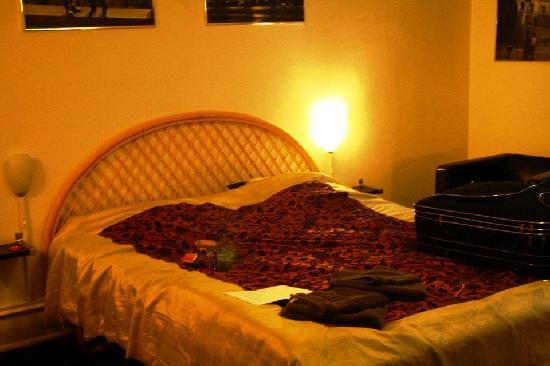 Hotel Jorgensen: room 14