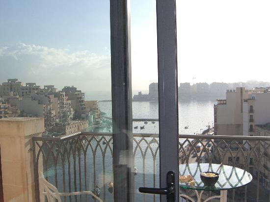 Hotel Juliani: Balkon