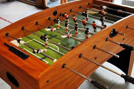Boracay Beach Club: Foosball Table