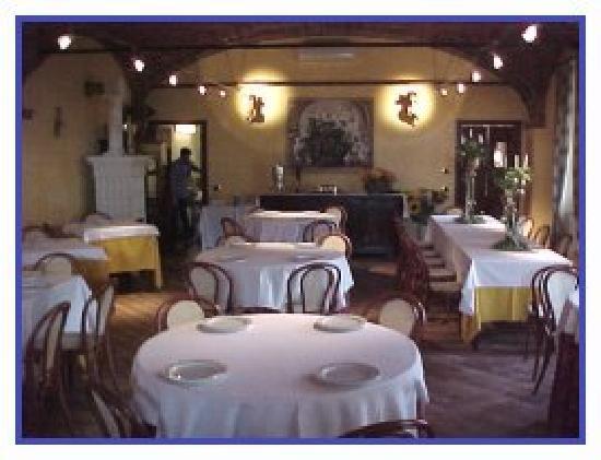 Vignale Monferrato, Italy: Sala da pranzo