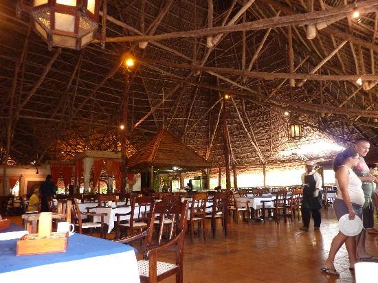 VOI Kiwengwa Resort : Ristorante