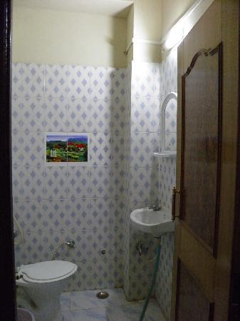 Hotel Siddhartha : Bathroom