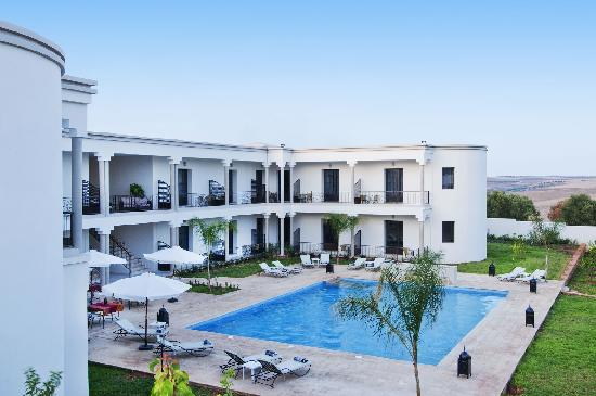 Villa Agapanthe: Façade
