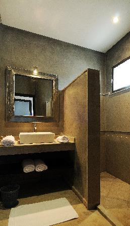 Villa Agapanthe: Salle de bain