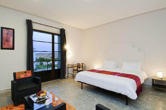 阿加帕桑索斯別墅飯店照片