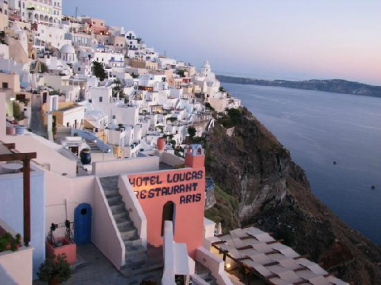 Santorini, Hellas: More Views