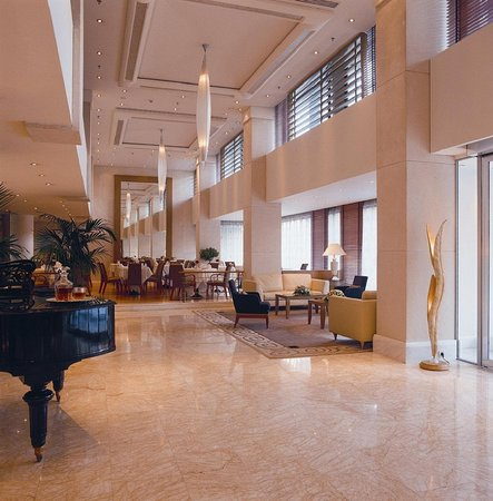 Golden Age Hotel Athens: Lobby