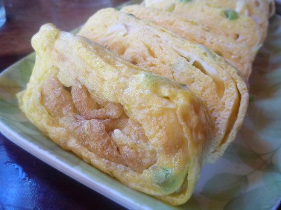 Moloppor Cafe: Japanese omelette
