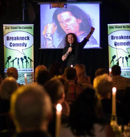 Breakneck Comedy Club: Breakneck Comedy 'HILARIOUS'