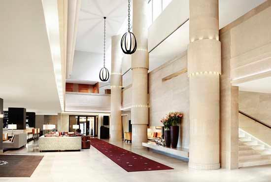 Sheraton Stockholm Hotel: Lobby
