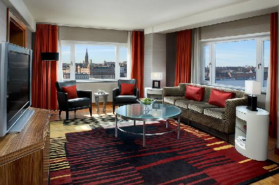 Sheraton Stockholm Hotel: Suite View