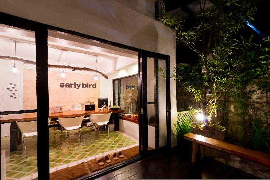 Early Bird Bed & Breakfast: Early Bird