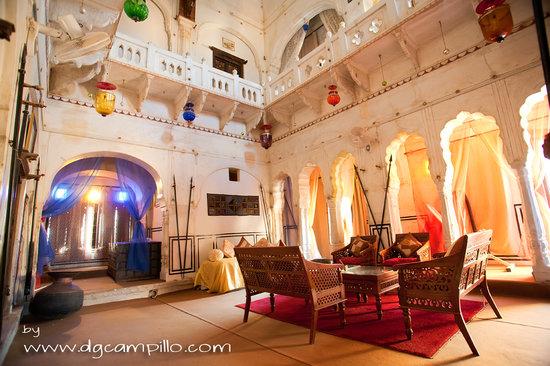 Mahansar, Indien: Dancing Hall