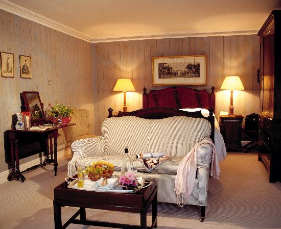 Rosleague Manor Hotel: Bedroom
