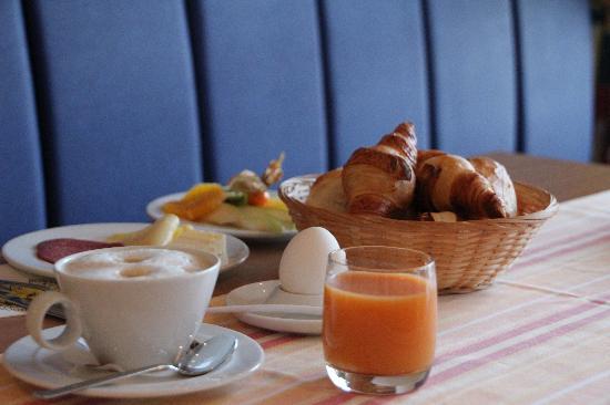 Hotel Ifen: Frühstück