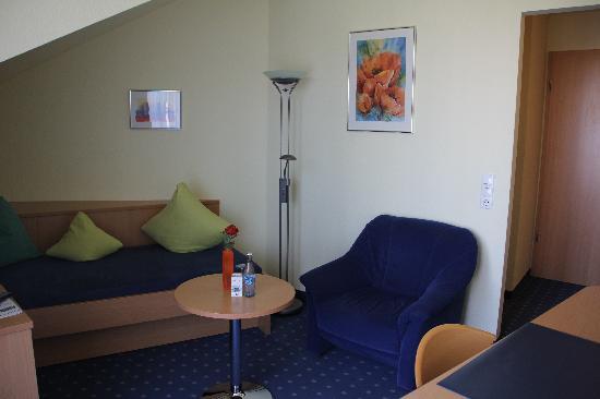 Hotel Ifen: 2-Zimmer Apartment/Wohnraum
