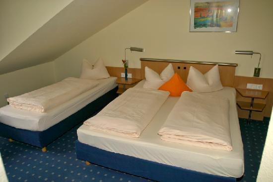 Hotel Ifen: 3-Bett Zimmer