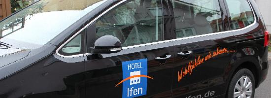 Hotel Ifen: Shuttlebus