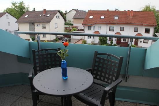 Hotel Ifen: Loggia