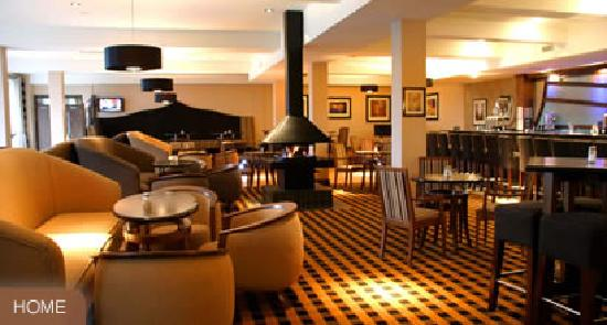Kiltimagh, Irlande : Cafe Bar & Bistro @ The Park Hotel