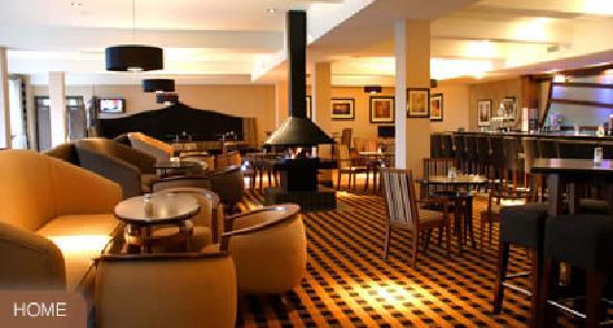 Kiltimagh, Ireland: Cafe Bar & Bistro @ The Park Hotel