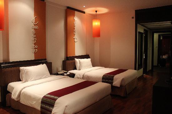 โรงแรมเชียงใหม่แกรนด์วิว: room