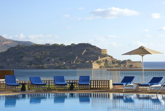 Domes of Elounda, Autograph Collection: Domes Pool